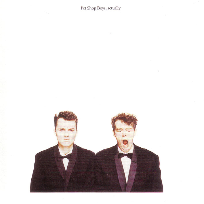 Pet Shop Boys - Actually + Further Listening 1987 - 1988 Book_029