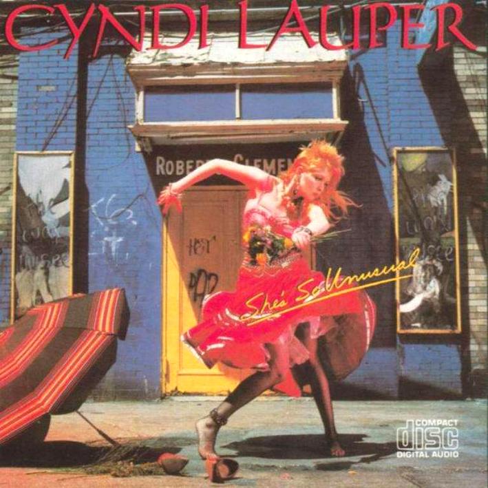 Cyndi Lauper - She's So Unusual (Special Edition) (1983) Cyndi_11