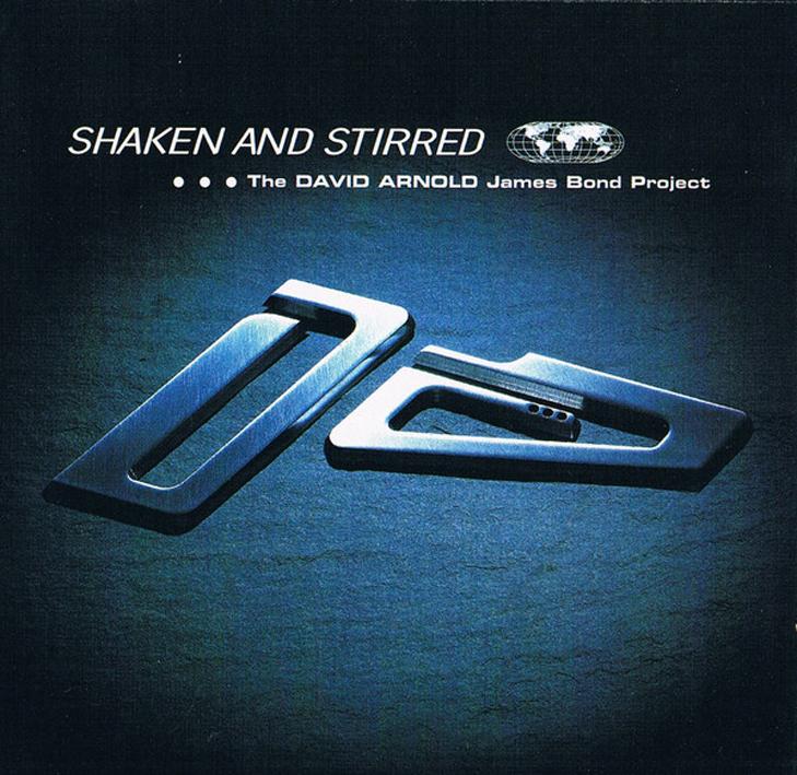 David Arnold - Shaken And Stirred - James Bond Project (1997) David_10