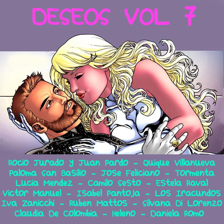Deseos Vol 7 (Wishes Vol 7) (New Version 2018) Deseos16