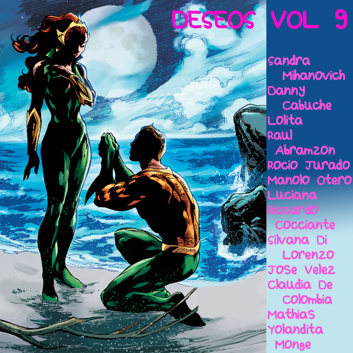 Deseos Vol 9 (Wishes Vol 9) (New Version 2018) Deseos18