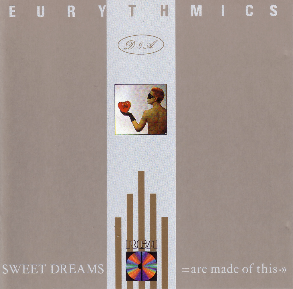 Eurythmics - Sweet Dreams (Are Made Of This) (1983) Euryth10