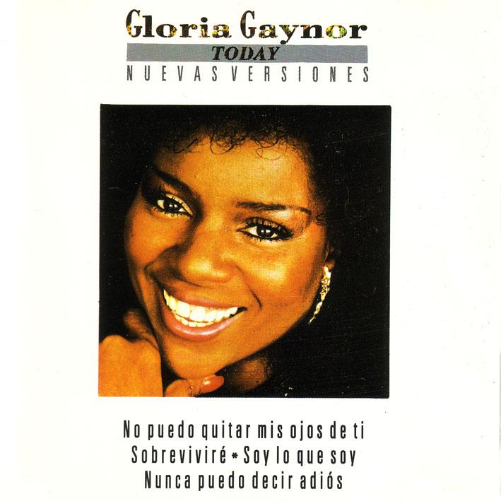 Gloria Gaynor - Today (1991) Gloria12