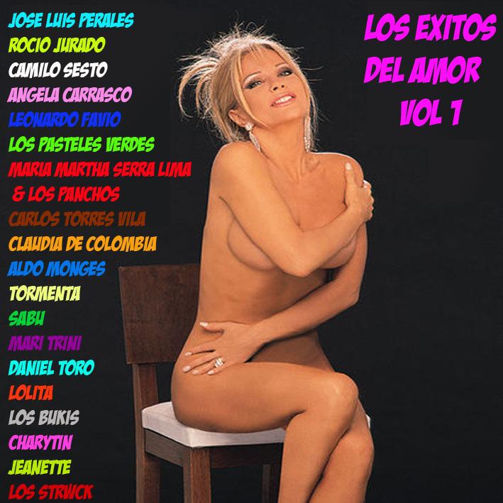 Los Exitos Del Amor Vol 1 (The Hits Of Love Vol 1) (New Version 2018) Los_ex10