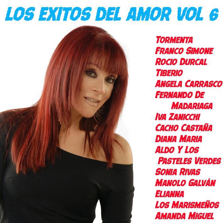 Los Exitos Del Amor Vol 6 (The Hits Of Love Vol 6) (New Version 2018) Los_ex15