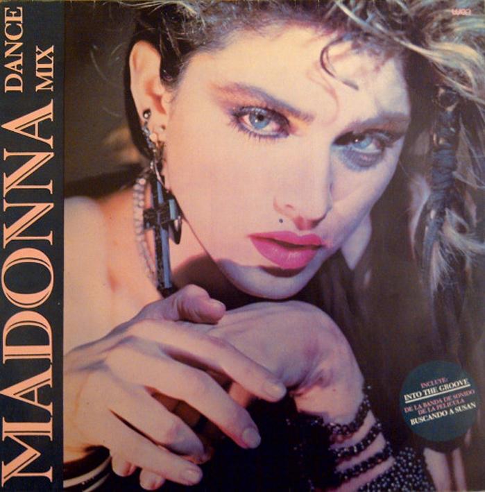 Madonna - Dance Mix (EP Argentina) Madonn23