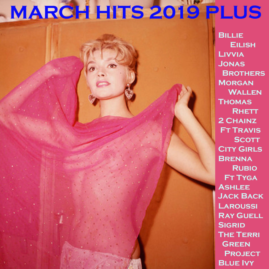 March Hits '19 Plus March_11