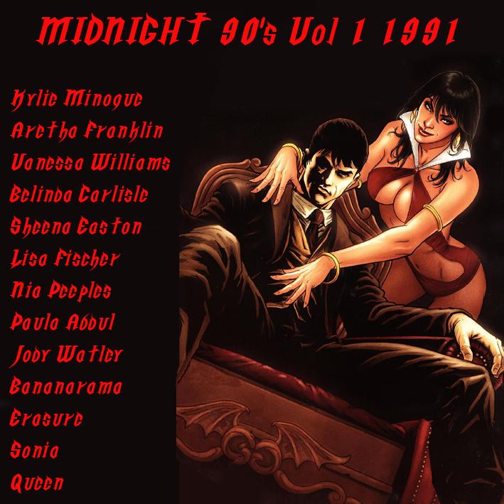 Midnight 90's Vol 1 1991 Midnig20