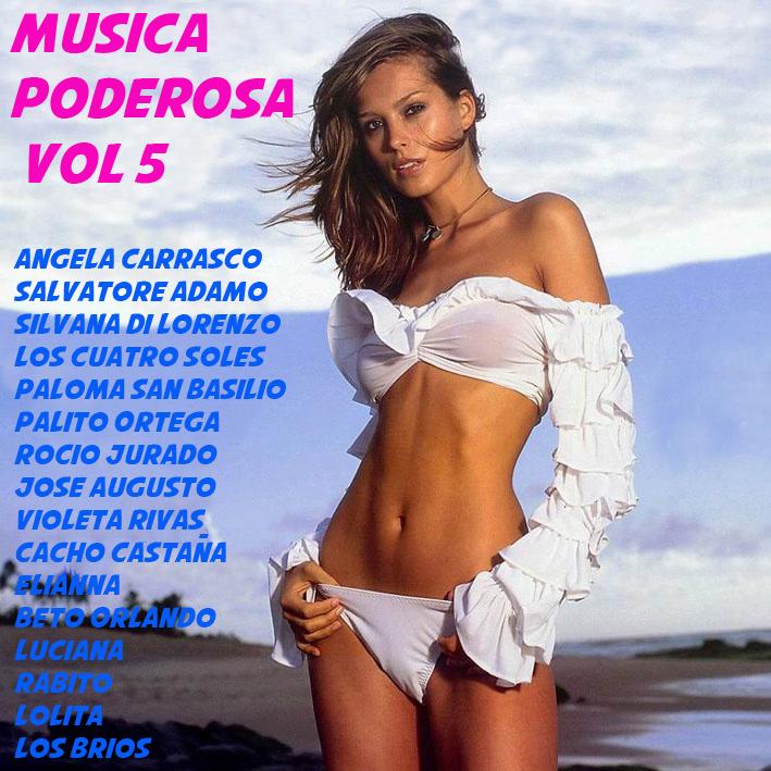 Musica Poderosa Vol 5 (Powerful Music Vol 5) (New Version 2018) Musica14