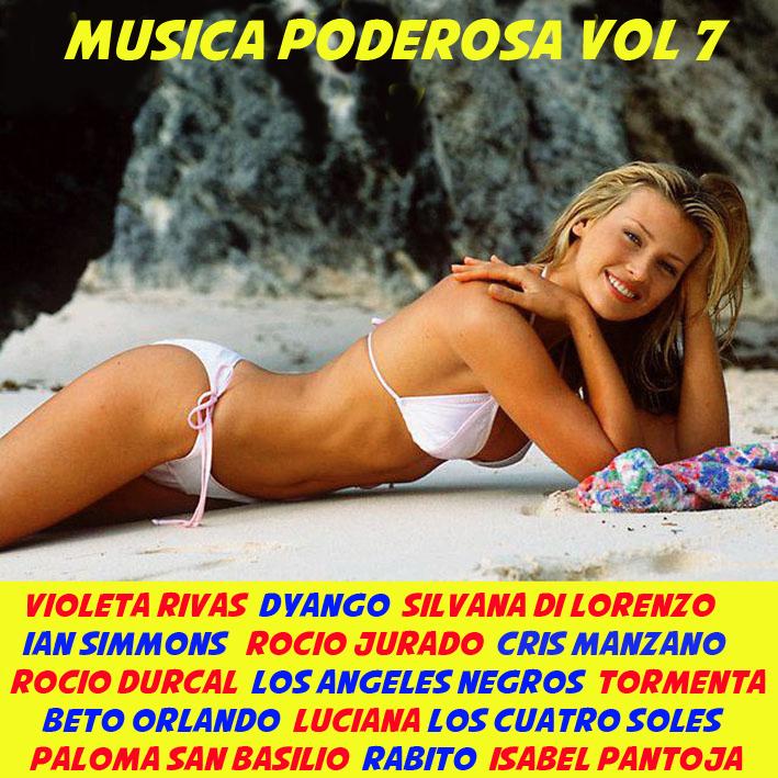 Musica Poderosa Vol 7 (Powerful Music Vol 7) (New Version 2018) Musica16