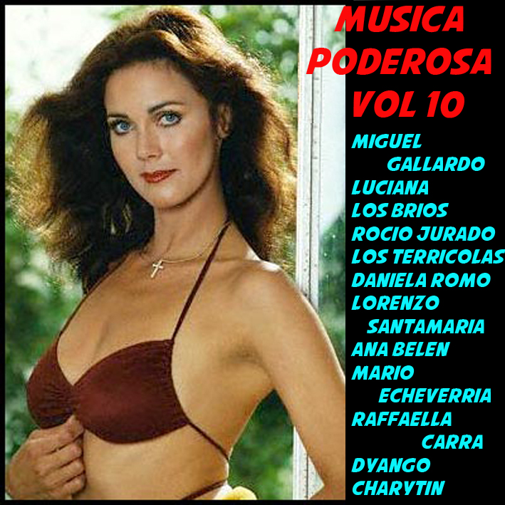 Musica Poderosa Vol 10 (Powerful Music Vol 10) (New Version 2018) Musica19