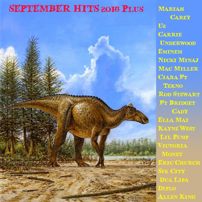 September Hits '18 Plus Septem11