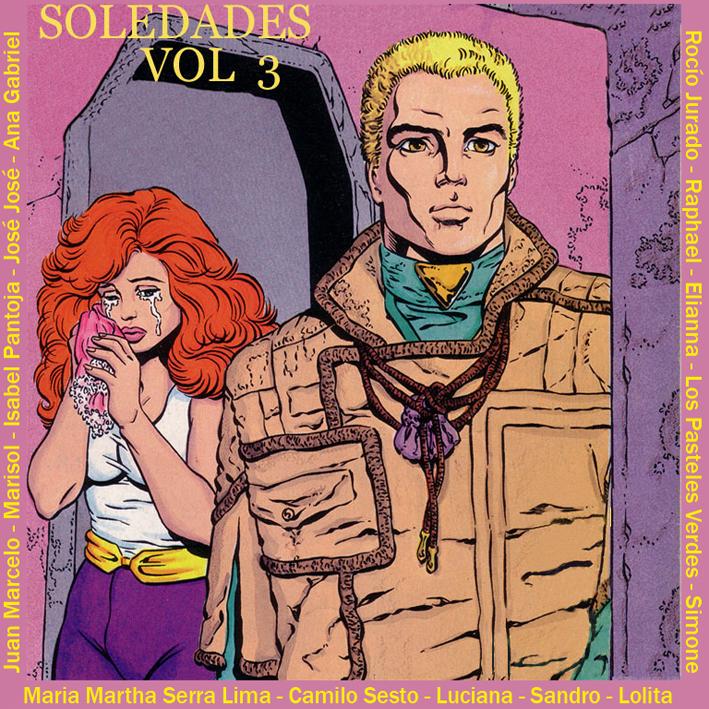 Soledades Vol 3 (Loneliness Vol 3) (New Version 2018) Soleda12