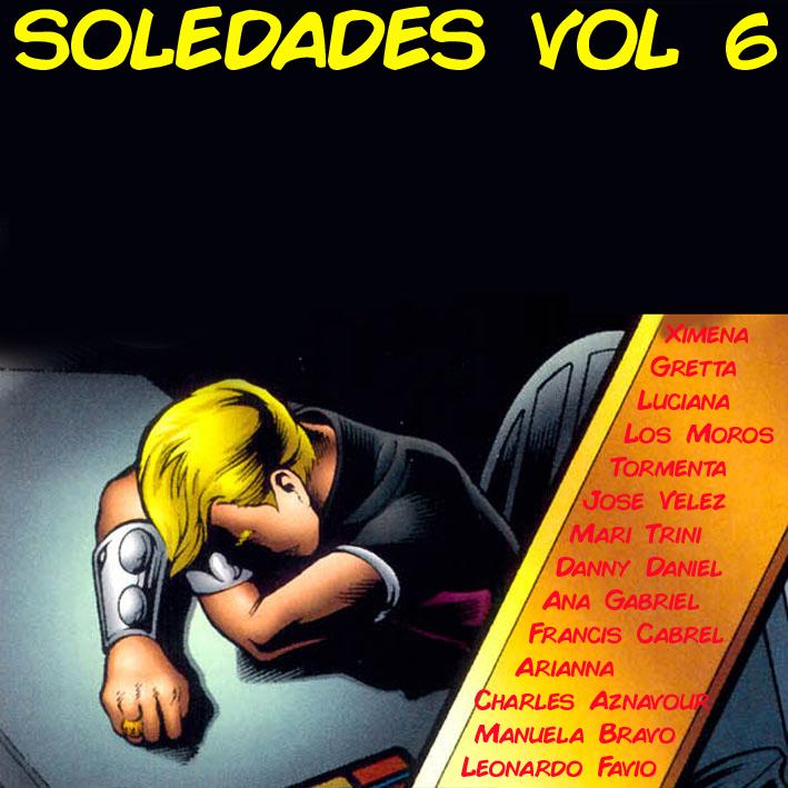 Soledades Vol 6 (Loneliness Vol 6) (New Version 2018) Soleda15