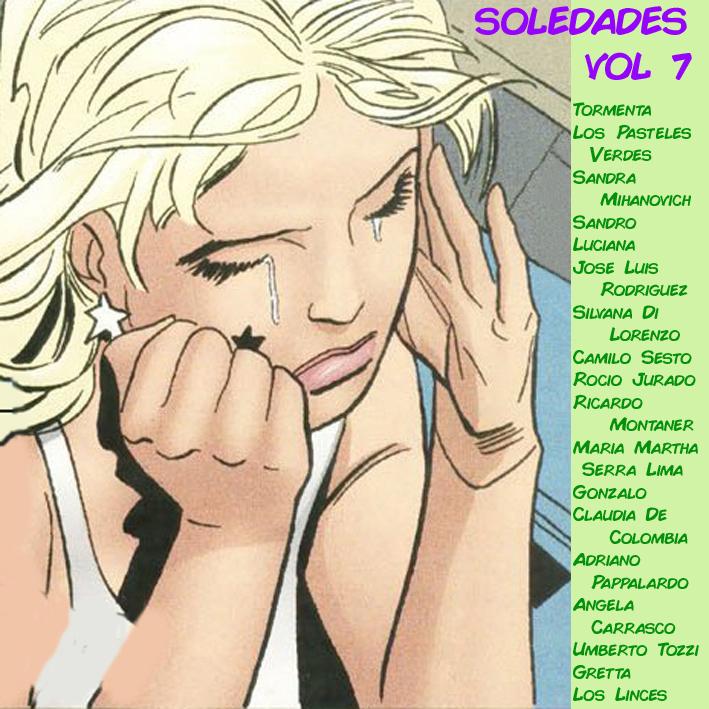 Soledades Vol 7 (Loneliness Vol 7) (New Version 2018) Soleda16