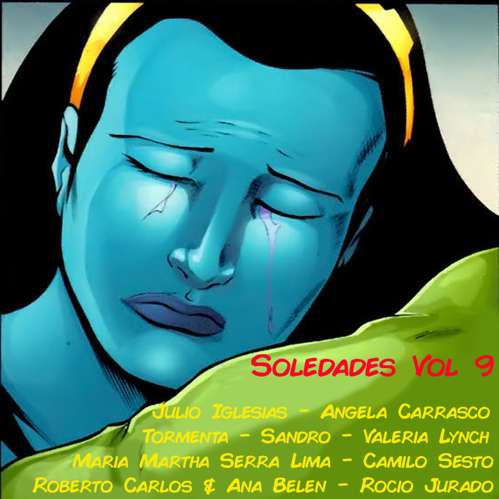 Soledades Vol 9 (Loneliness Vol 9) (New Version 2108) Soleda18