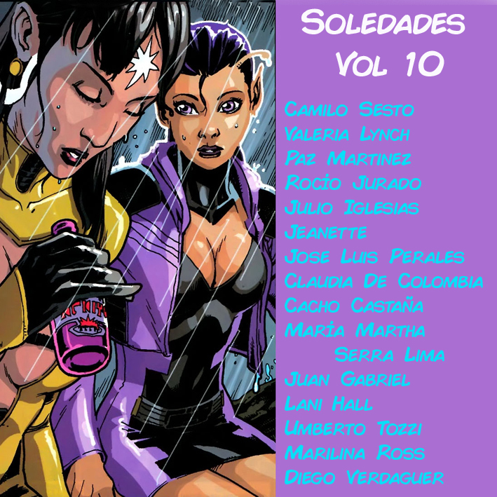 Soledades Vol 10 (Loneliness Vol 10) (New Version) Soleda19