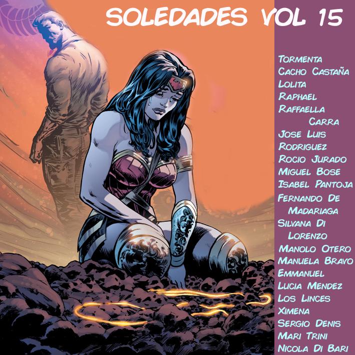 Soledades Vol 15 (Loneliness Vol 15) (New Version) Soleda24