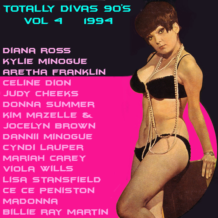 Totally Divas 90's Vol 4 1994 Totall14