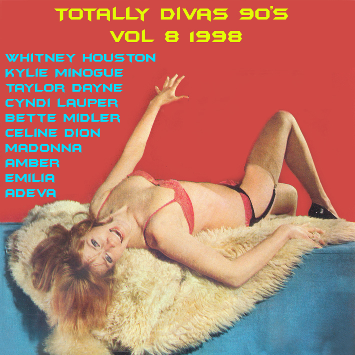 Totally Divas 90's Vol 8 1998 Totall19