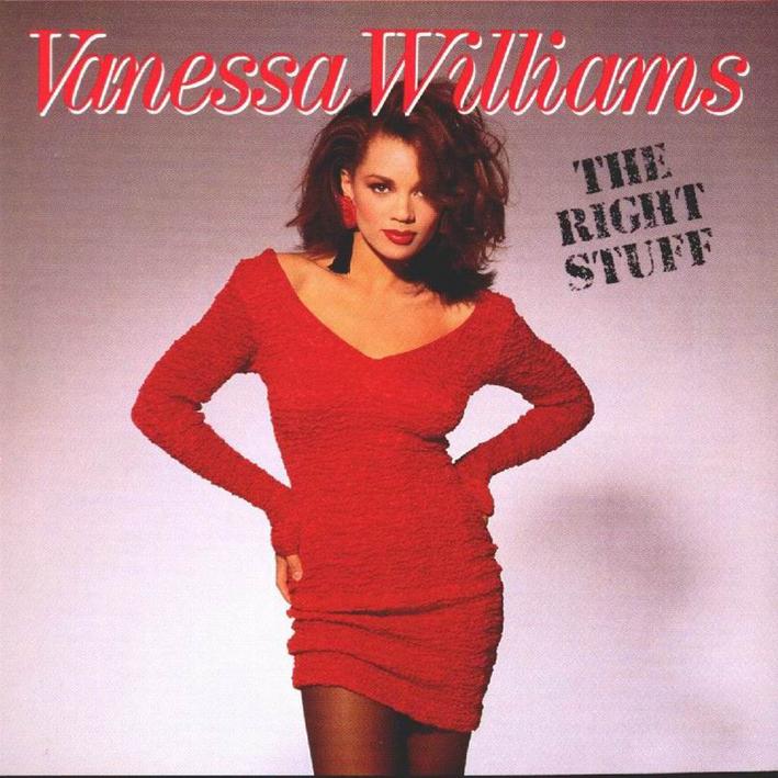 Vanessa Williams - The Right Stuff (1988) Vaness13