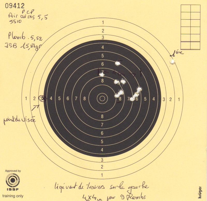 airarms 5.5 s510  100 m Carton10