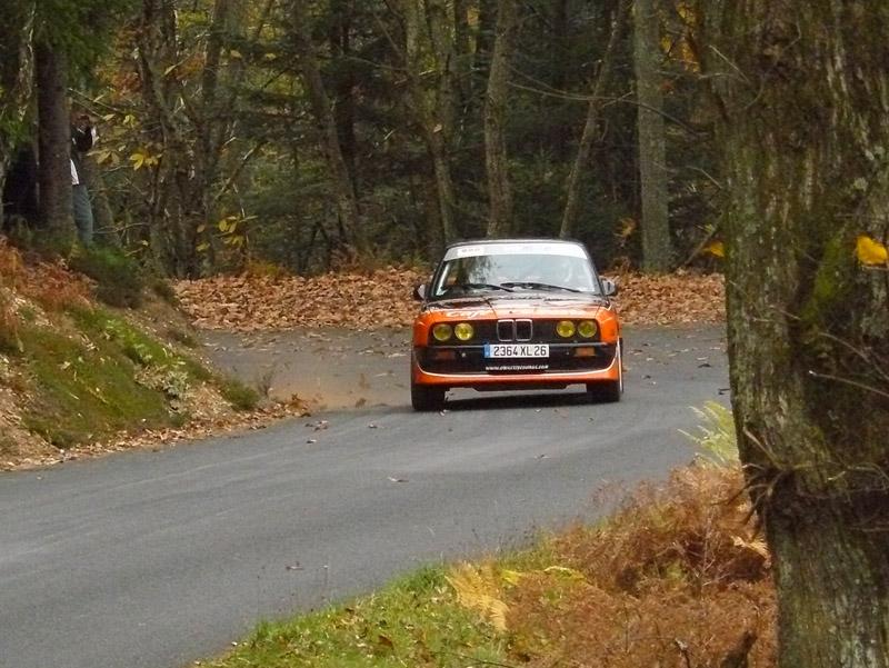 Rallye du Cantal 14 novembre 2009 P1050111