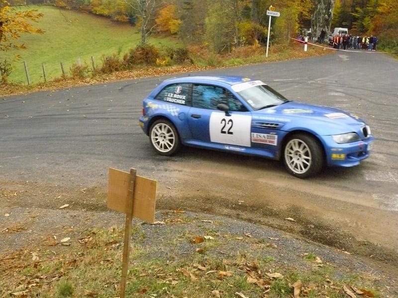 Rallye du Cantal 14 novembre 2009 P1050210