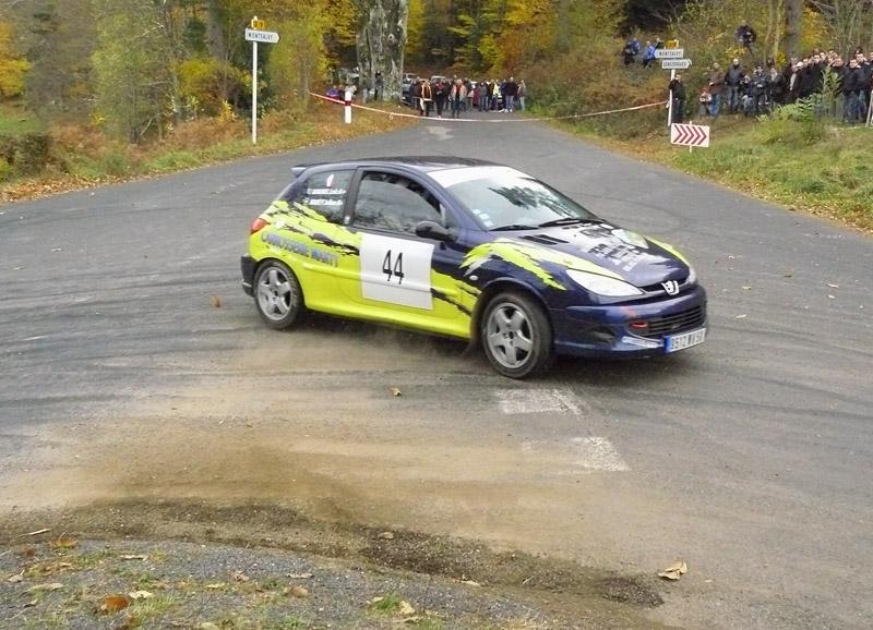 Rallye du Cantal 14 novembre 2009 P1050211
