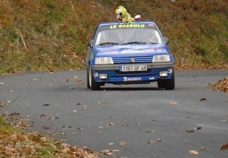 Rallye du Cantal 14 novembre 2009 P1050213