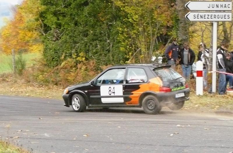 Rallye du Cantal 14 novembre 2009 P1050215