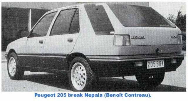 [Présentation] Le design par Peugeot - Page 5 205_br10