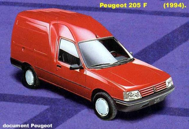 [Présentation] Le design par Peugeot - Page 5 205_f_10