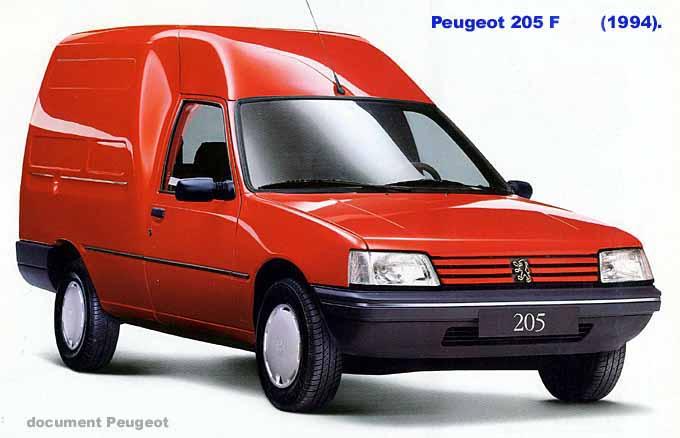 [Présentation] Le design par Peugeot - Page 5 205_f_11