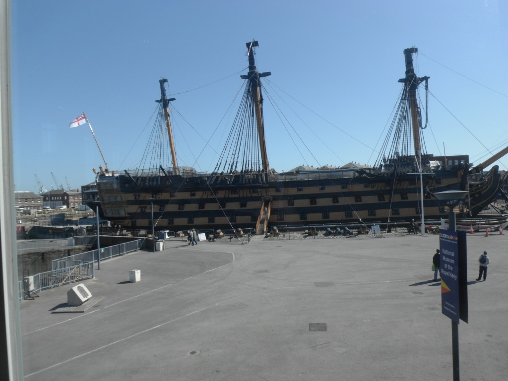 [Marine à voile] Portsmouth, le HSM Victory & le Warrior Photo_10