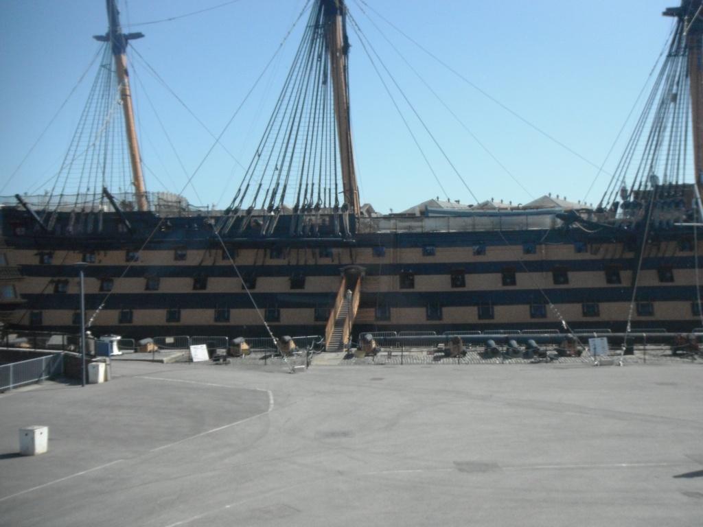 [Marine à voile] Portsmouth, le HSM Victory & le Warrior Photo_11