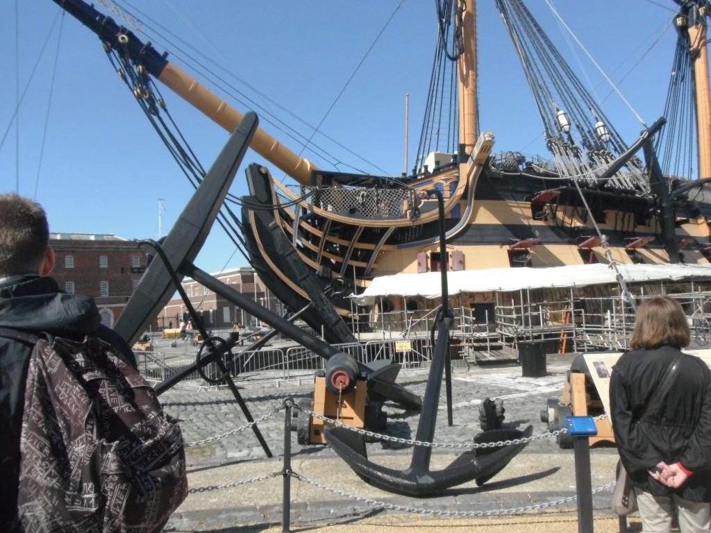[Marine à voile] Portsmouth, le HSM Victory & le Warrior Photo_13