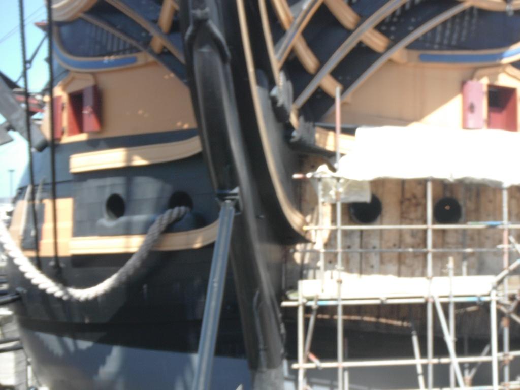 [Marine à voile] Portsmouth, le HSM Victory & le Warrior Photo_14
