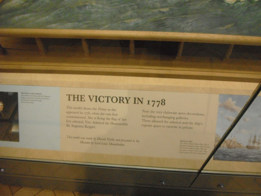 [Marine à voile] Portsmouth, le HSM Victory & le Warrior Photo_20