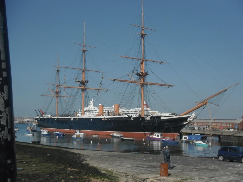 [Marine à voile] Portsmouth, le HSM Victory & le Warrior Photo_25