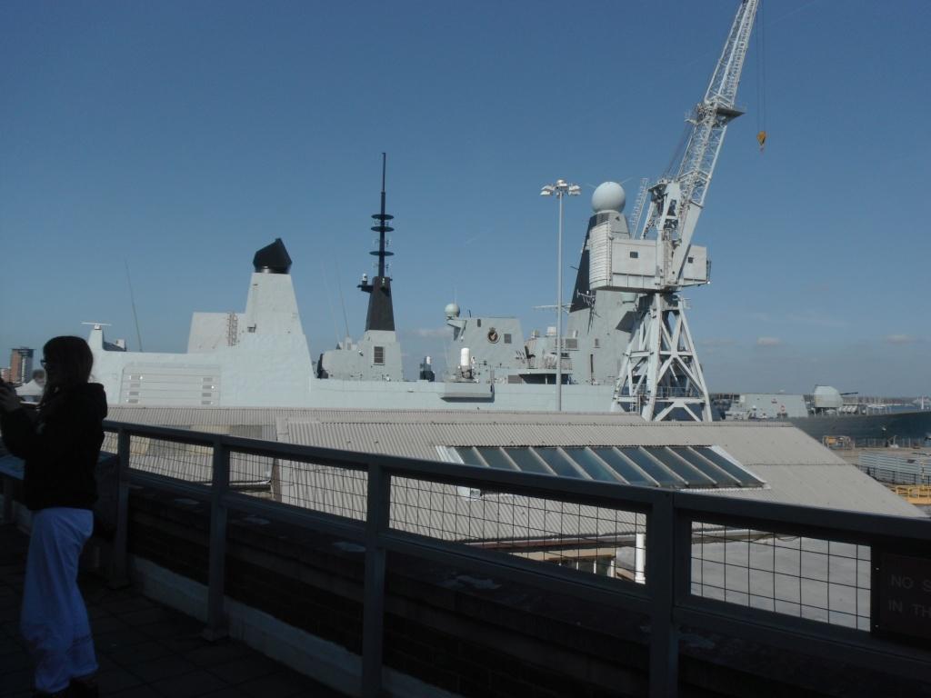 [Marine à voile] Portsmouth, le HSM Victory & le Warrior Photo_26
