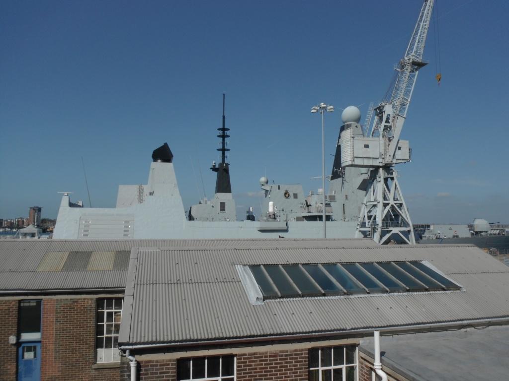 [Marine à voile] Portsmouth, le HSM Victory & le Warrior Photo_27