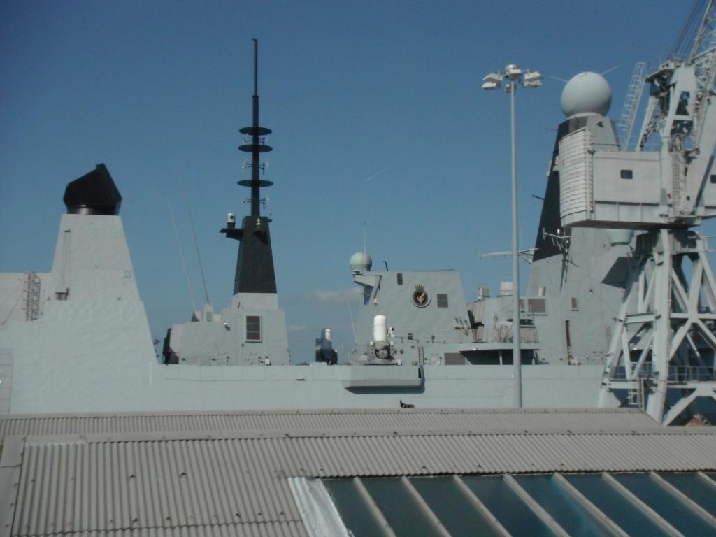 [Marine à voile] Portsmouth, le HSM Victory & le Warrior Photo_28