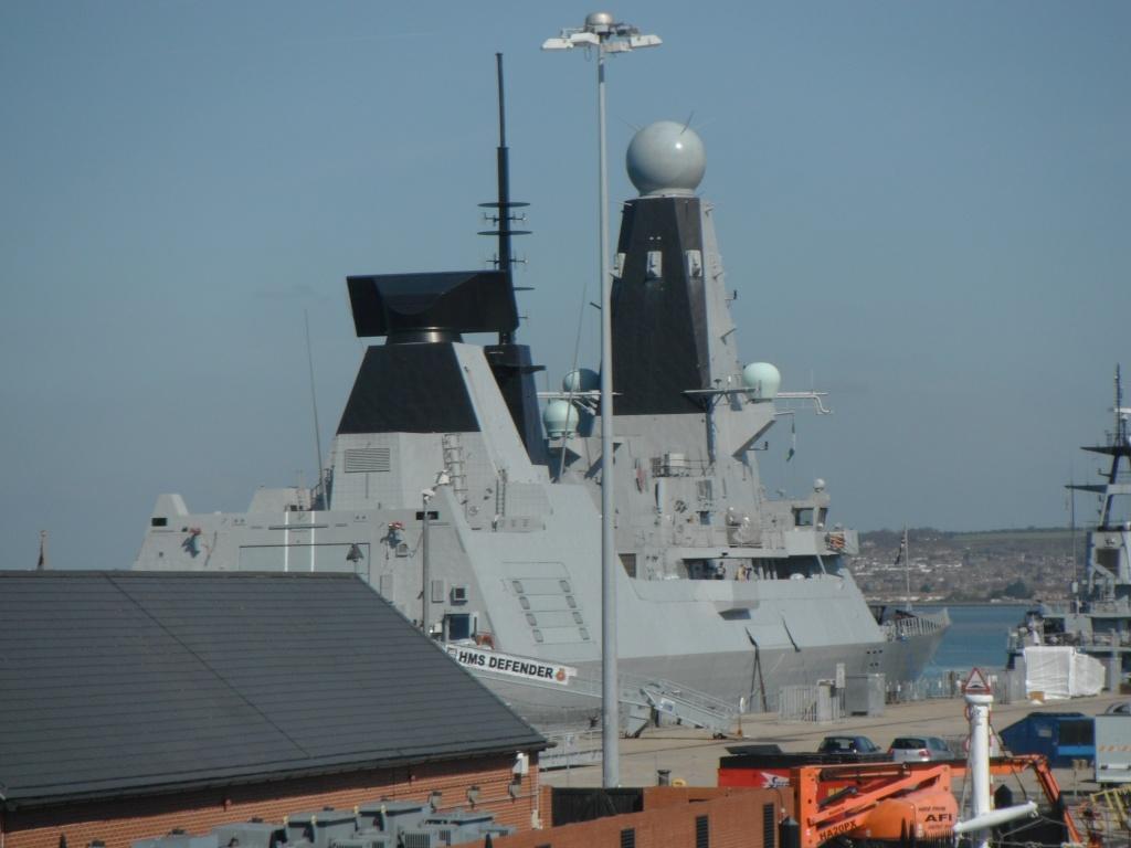 [Marine à voile] Portsmouth, le HSM Victory & le Warrior Photo_29