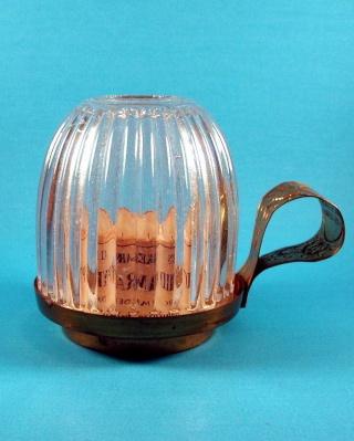 Clarke food warmer hand lamp - Wanted Dscn1610
