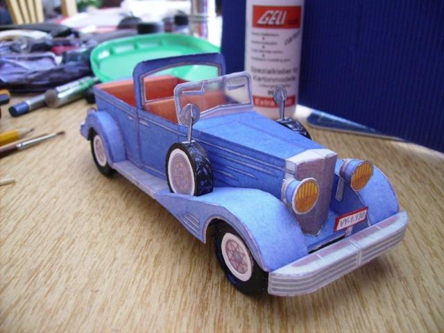 Cadillac 1933-1:32. Cad2710