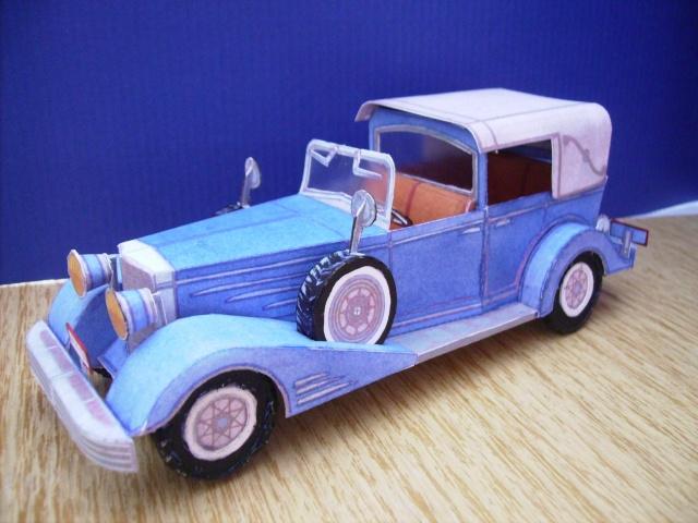 Cadillac 1933-1:32. Cad3210