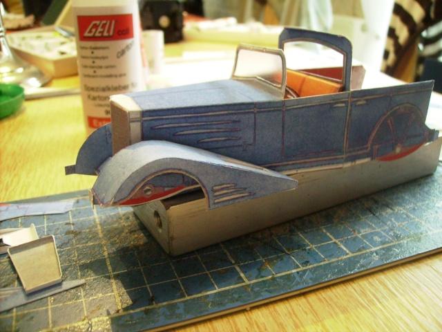Cadillac 1933-1:32. Cad810