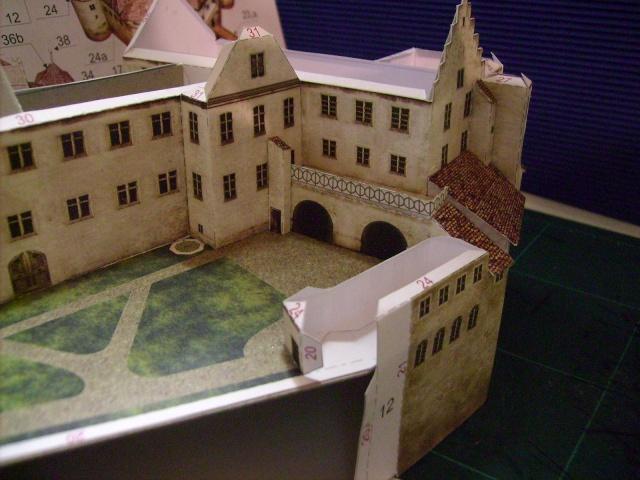 Burg Meersburg am Bodensee, Maßstab 1:300. Schreibermodell. - Seite 2 Meersb32