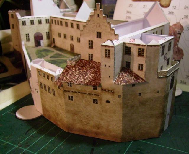 Burg Meersburg am Bodensee, Maßstab 1:300. Schreibermodell. - Seite 2 Meersb33